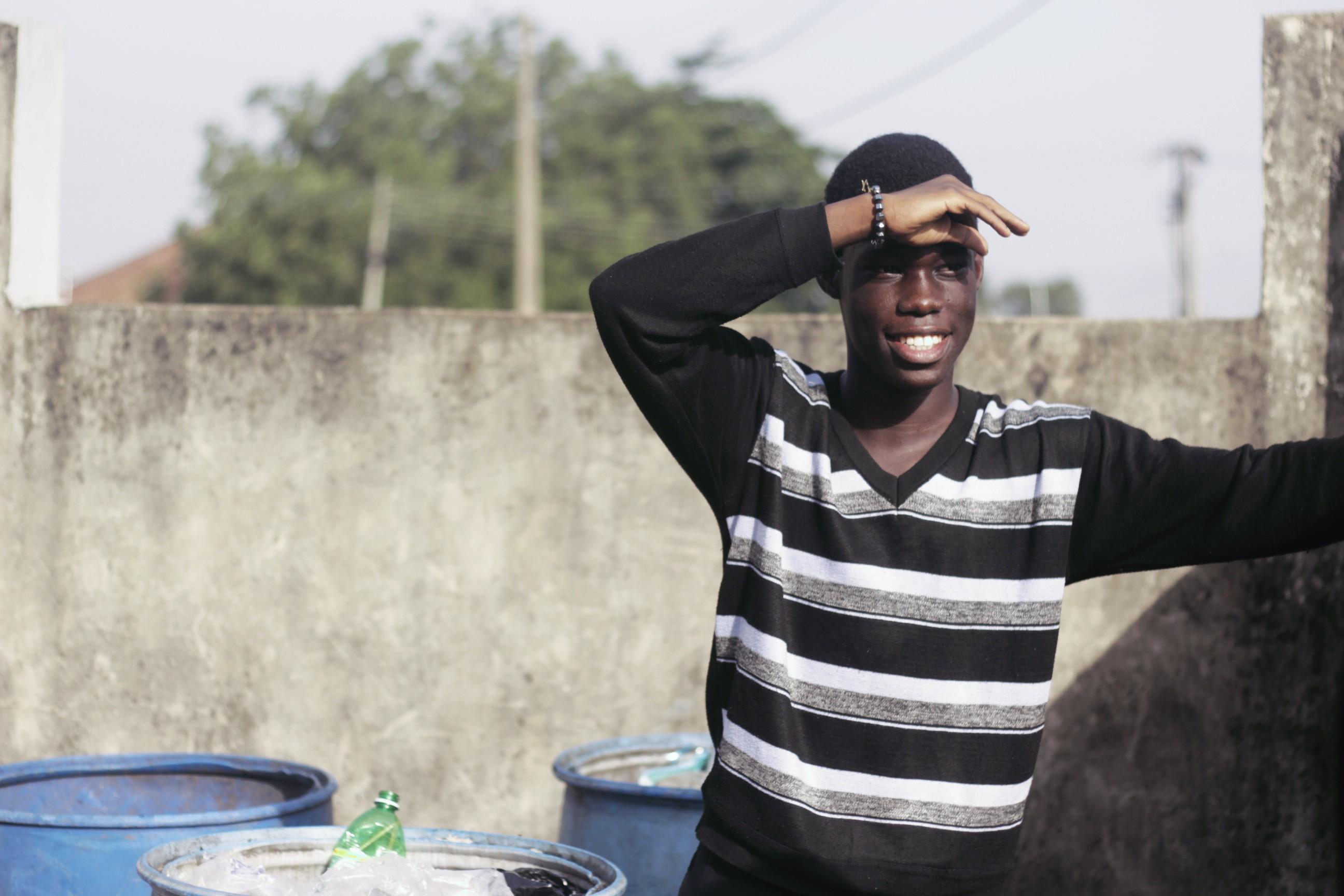 Student Entreprenuer in Nigeria David Adeyemi