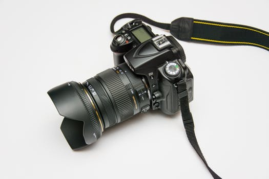 a camera for Nigerian professional photographers
