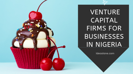Yummy cakes from Venture Capitalists in Nigeria
