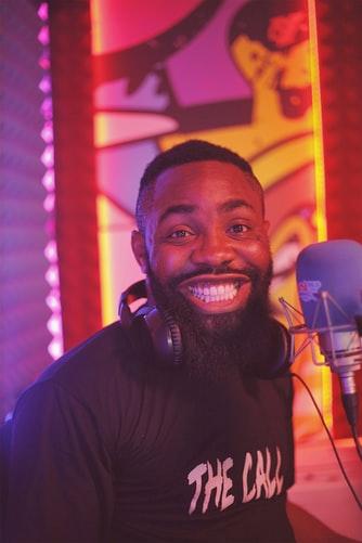Nigerian Comedian Woli Arole