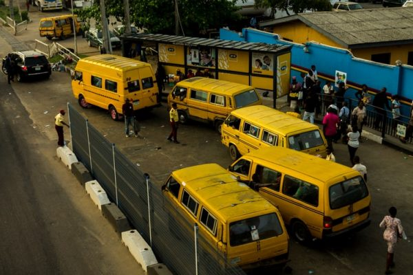 Yellow buses business in NIgeria