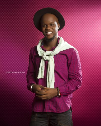 Nigerian student male