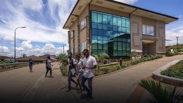 Ashesi University Library