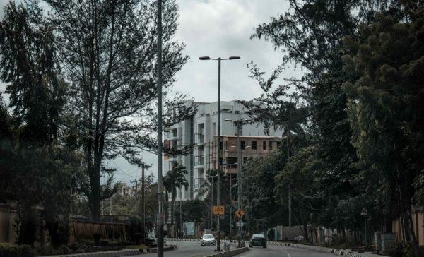 Lekki Lagos Full view