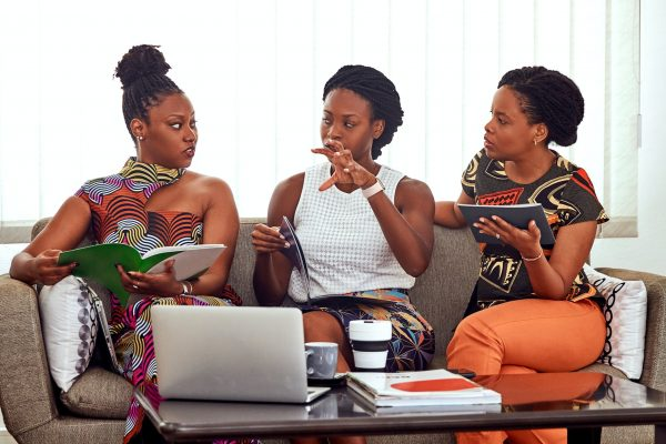 Women business owners