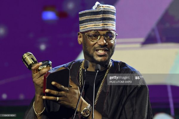 2baba most followed Nigerian celebrities on Instagram