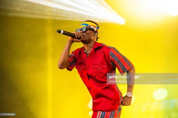 Wizkid most followed celebrity in Nigeria on Instagram