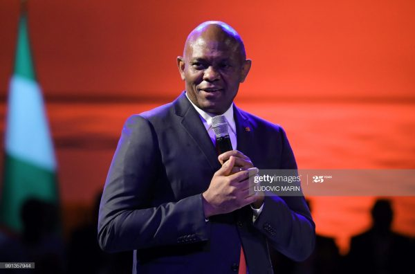 Tony Elumelu wins Time's Magazine's 100 most influential