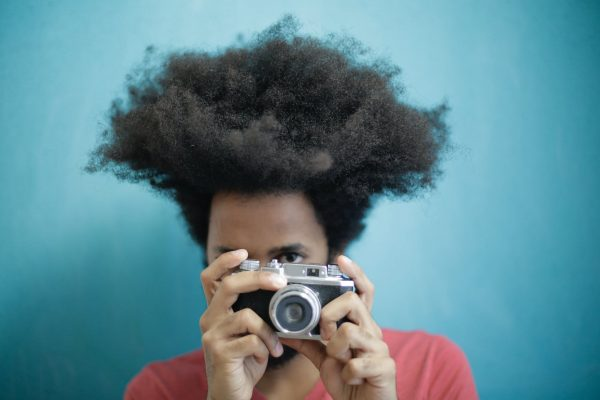 Learning photography in Nigeria