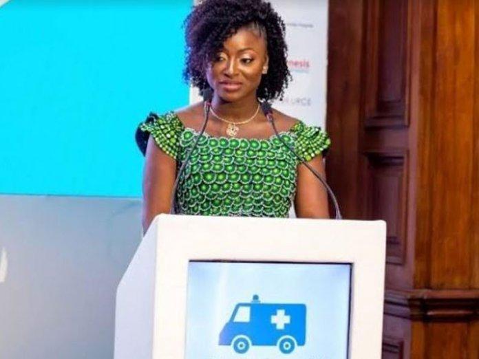 Funmi Adewara wins SDG awards