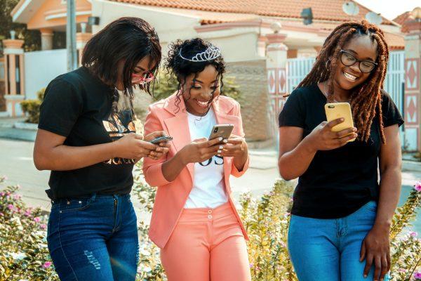 Girls on Best Paid Survey Websites in Nigeria