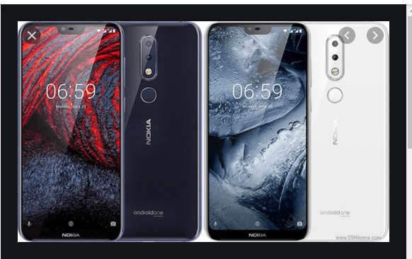 Best low-priced phones in Nigeria for students on a table