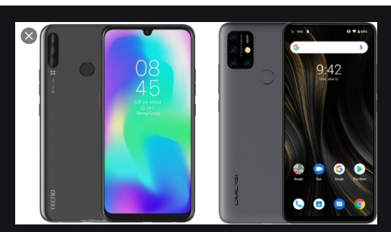 shops for Best low-priced phones in Nigeria for students