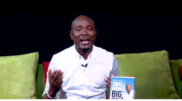 Akin Alabi talks about his books