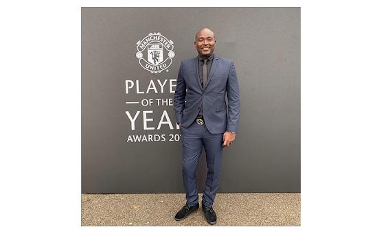 Oloye Akin Alabi receives award