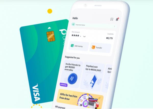 Opay App for best digital banks in Nigeria