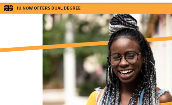 A University that offers online degrees for students in Nigeria