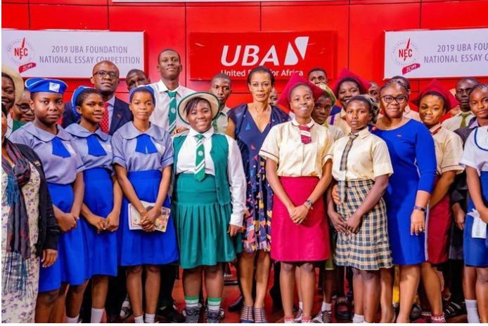 UBA National Essay Competition 2021 For Nigeria Secondary school students