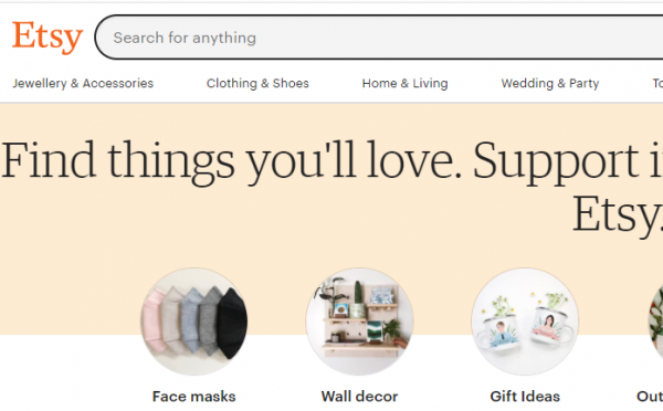 etsy website on how to make money on etsy in Nigeria