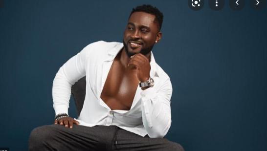 Big brother Naija Pere poses for a photo