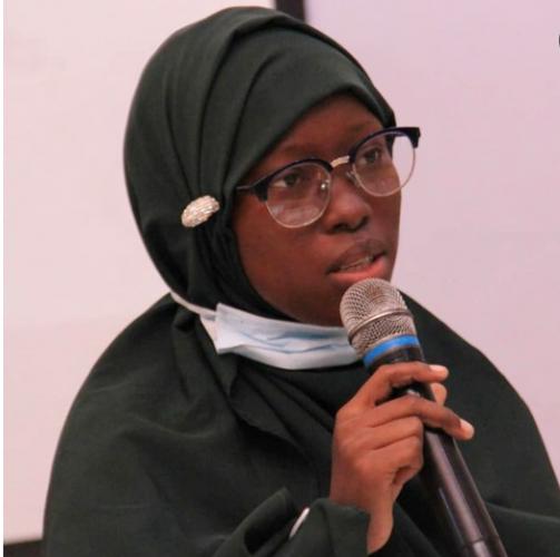 Ishaq-Balogun Anisa Oluwatobi